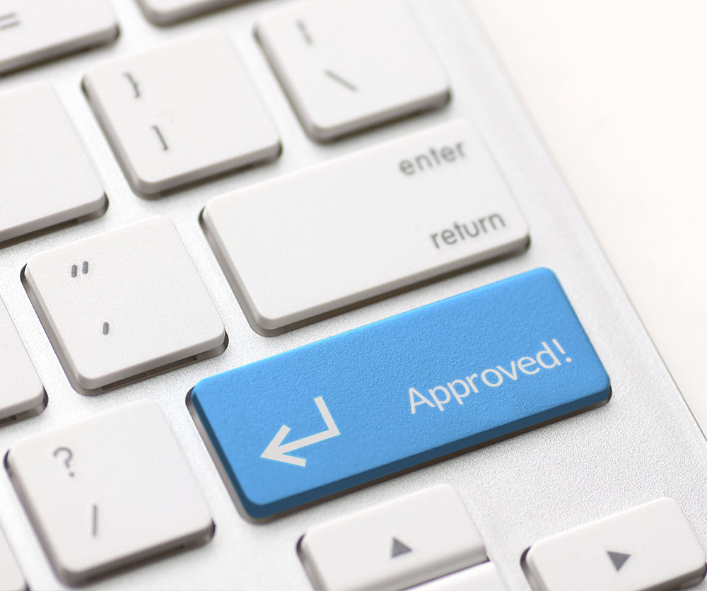 Show auditors that all published content on our websites have been vetted and approved