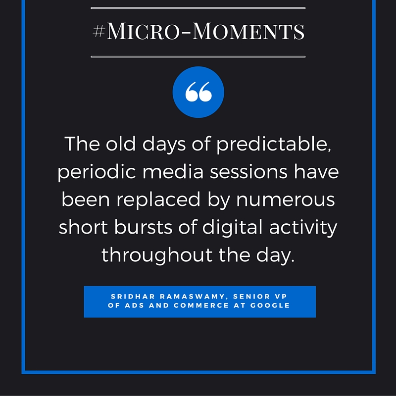 "Winning the ""Micro-Moments"" in Financial Services Marketing"