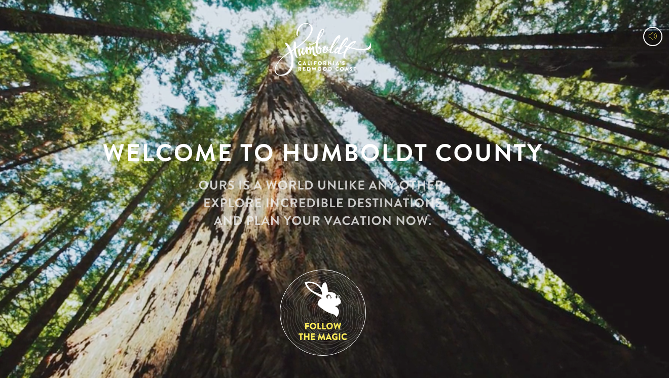 CTA Example using Humboldt County website