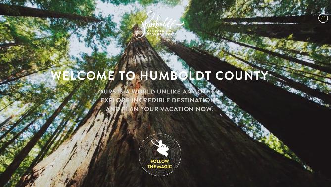 CTA Example using Humboldt County website