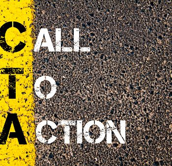 Call-to-action for financial advisors